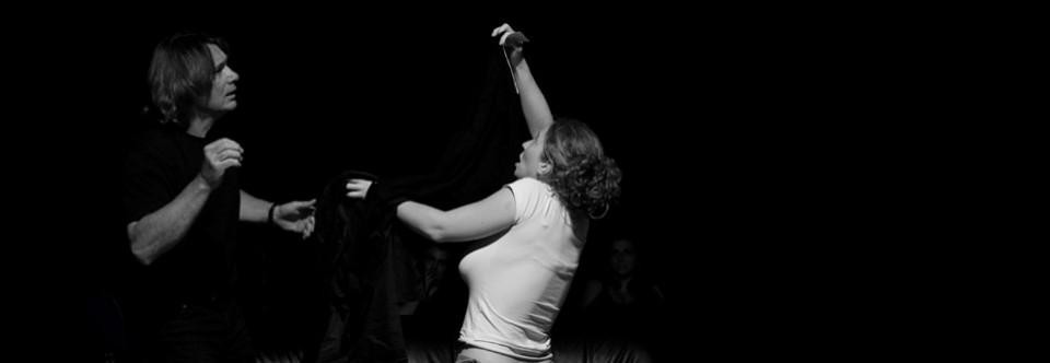 Michel et Chiara lors d'un<br />« Dimanche de Betty »